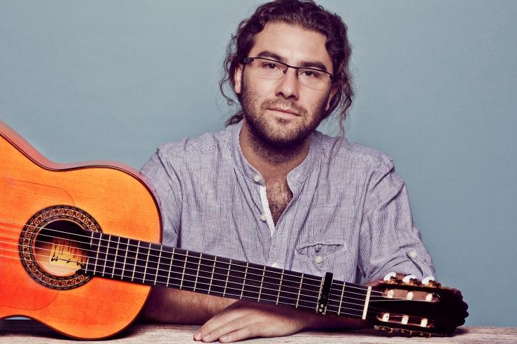 Paco Costa-Tu frontera- Flamenco Pop Pabo Alborán Alejandro Sanz Estopa Antonio Vega